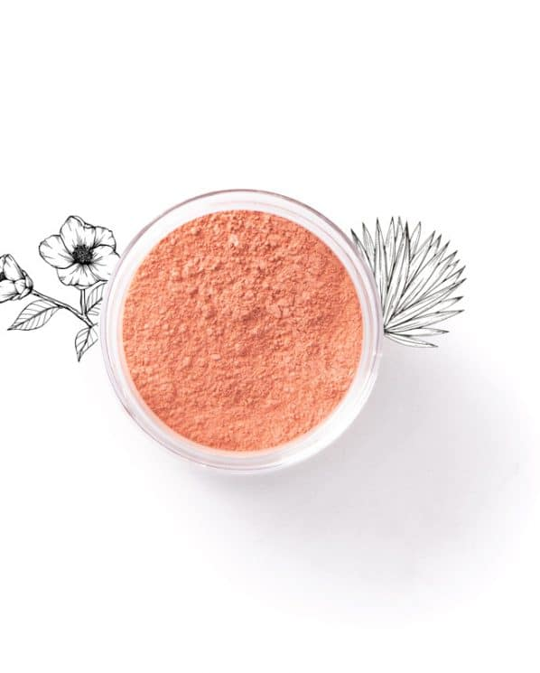 Blush Mineral Natural - Pink Me Up
