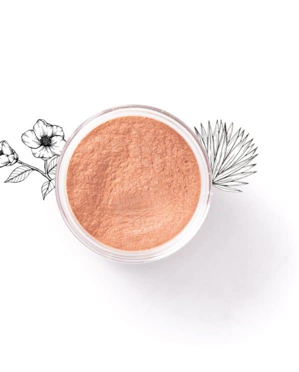 Blush mineral Natural - Soft Peachy Pink