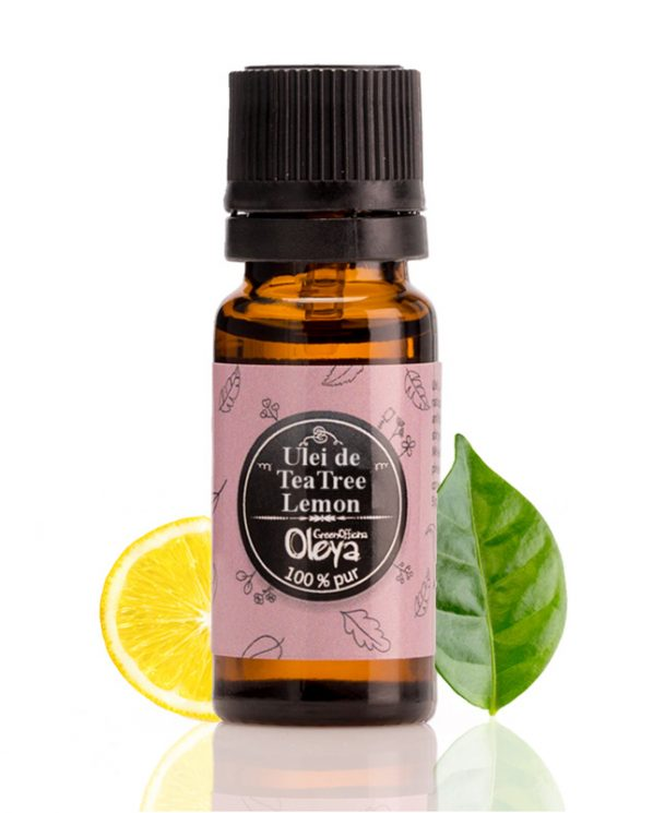 ulei de tea tree lemon